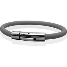 Energiarmband New York Silver