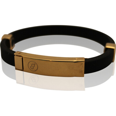 Energiarmband - Magnet Milano Gold