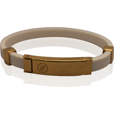 Energiarmband - Magnet London Gold